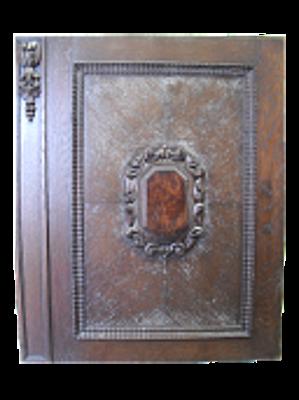 Möbeltür Farbe, Restaurierung Antik Möbel, Michael Weise Oberflächentechnik