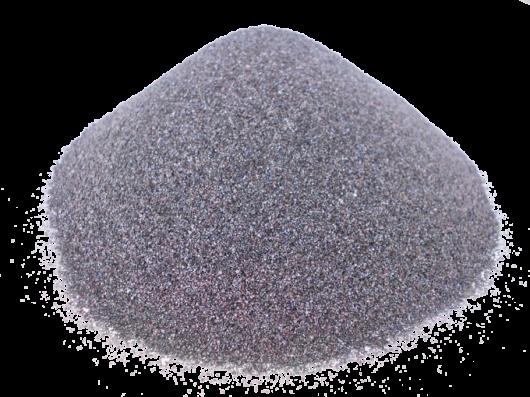 Sandstrahlmittel, Strahlsand aus Kupferschlacke